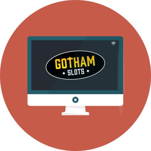 Gotham Slots-review