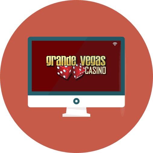Grande Vegas Casino-review