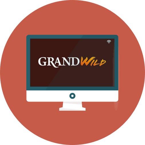 GrandWild Casino-review