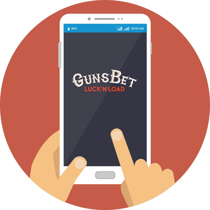 GunsBet Casino-review