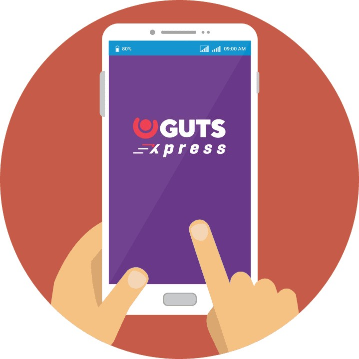 Guts Xpress Casino-review