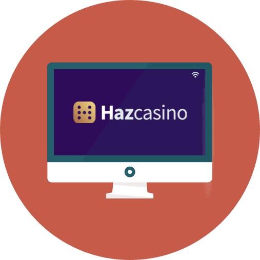 Haz Casino-review