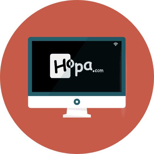 Hopa Casino-review