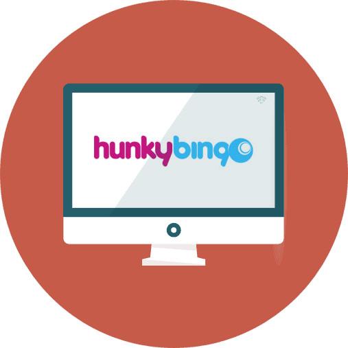 Hunky Bingo Casino-review