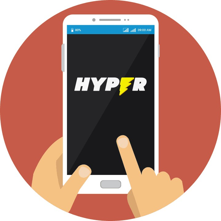 Hyper Casino-review
