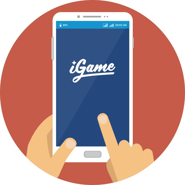 IGame Casino - Mobile friendly
