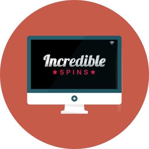 Incredible Spins Casino Casinonews4u