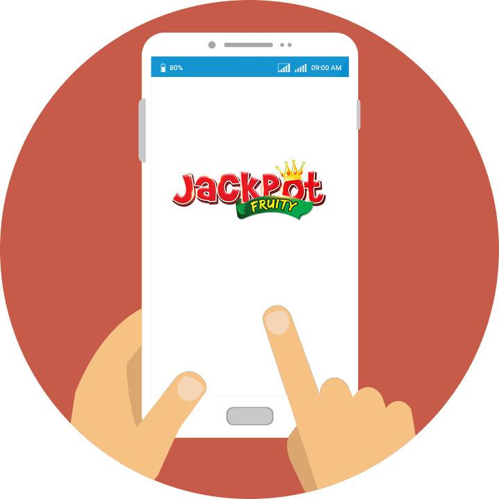 Jackpot Fruity Casino-review