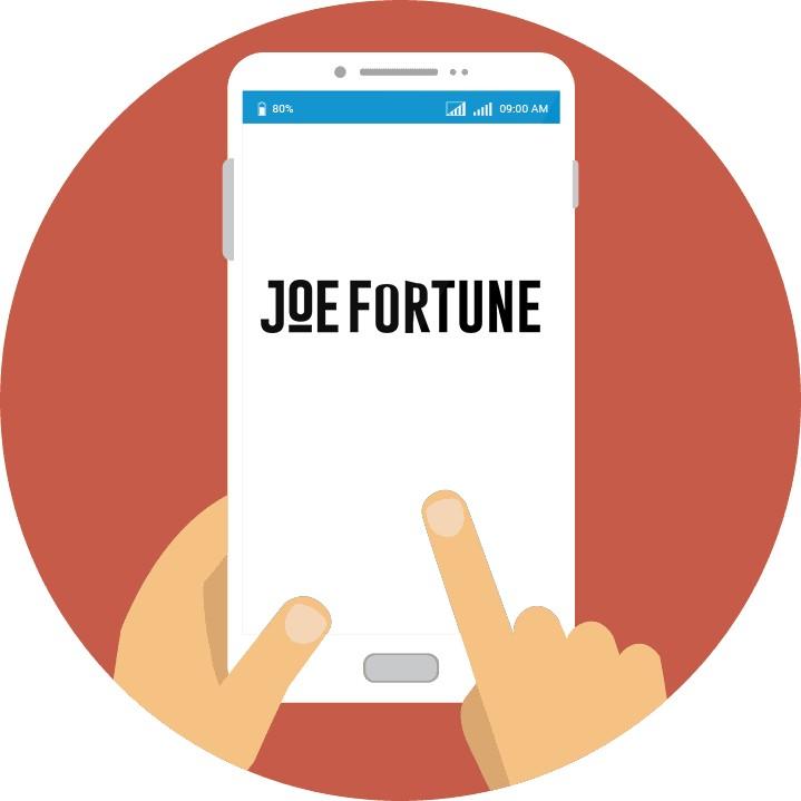 Joe Fortune-review