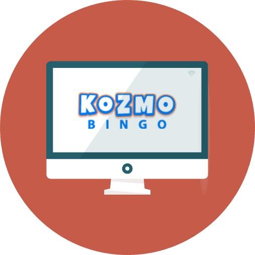 Kozmo Bingo Casino-review