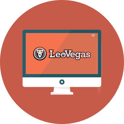 LeoVegas Casino - casino review