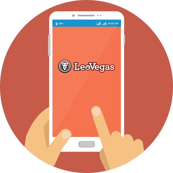 LeoVegas Casino-review