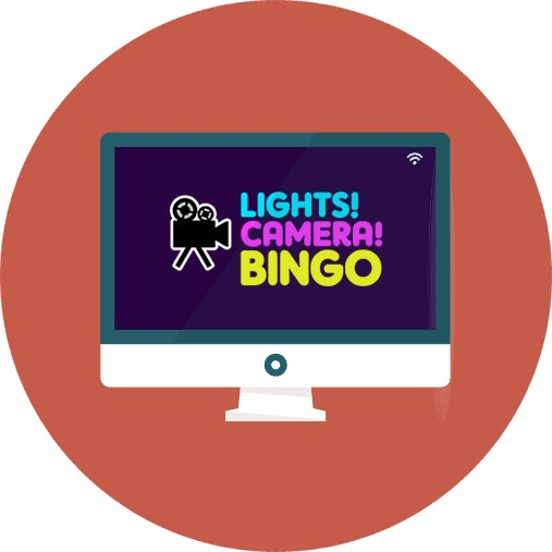 Lights Camera Bingo-review