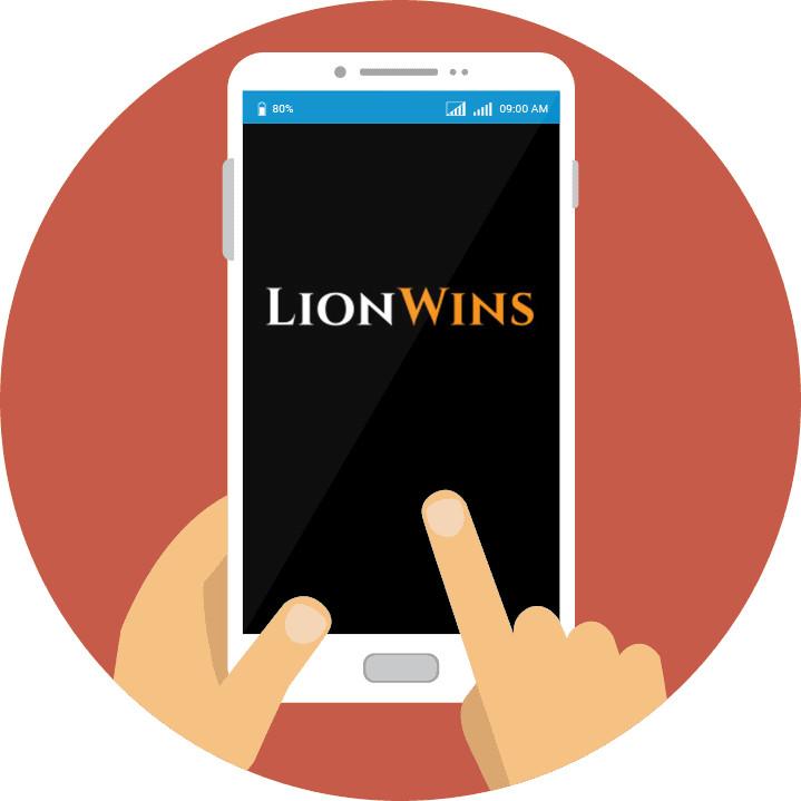 Lion Wins Casino-review