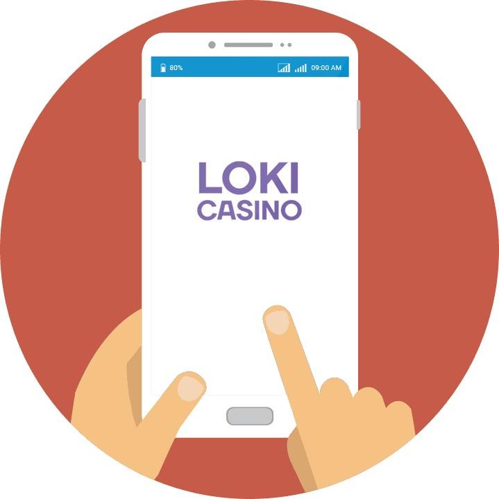Loki Casino-review