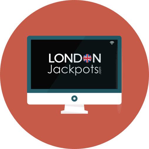 London Jackpots Casino-review