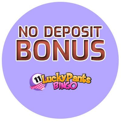Lucky Pants Bingo Casino - no deposit bonus cn4u