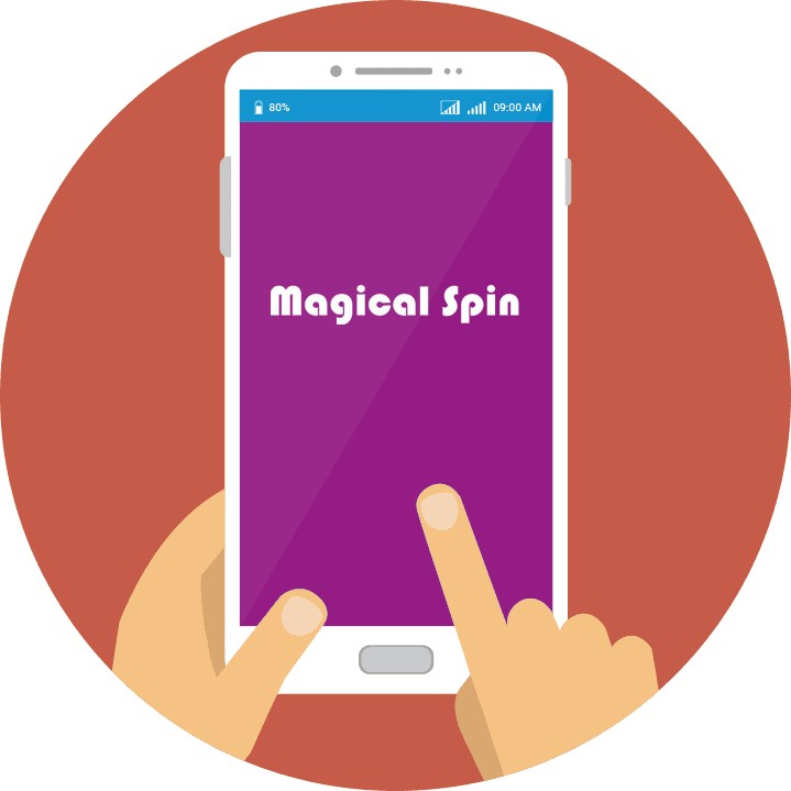 Magical Spin-review