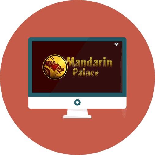 Mandarin Palace Casino-review
