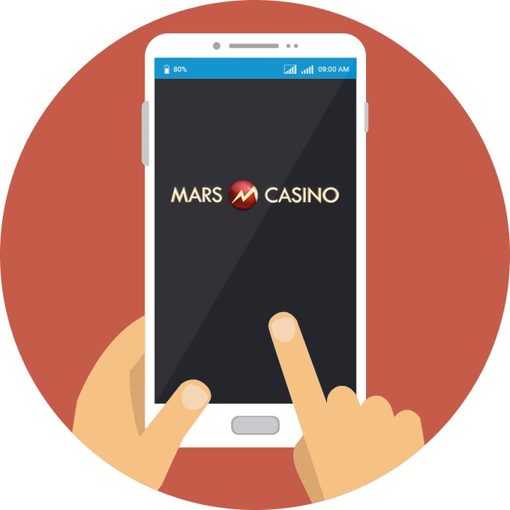 Mars Casino-review