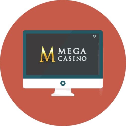 Mega Casino-review