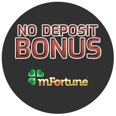 mFortune Casino - no deposit bonus cn4u