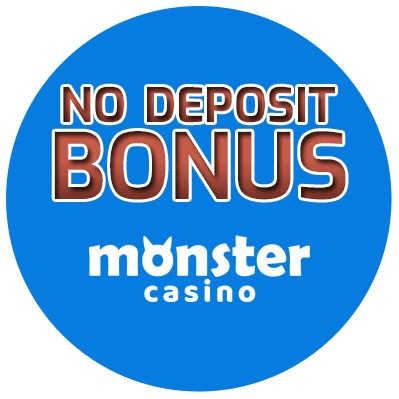 Monster Casino - no deposit bonus cn4u