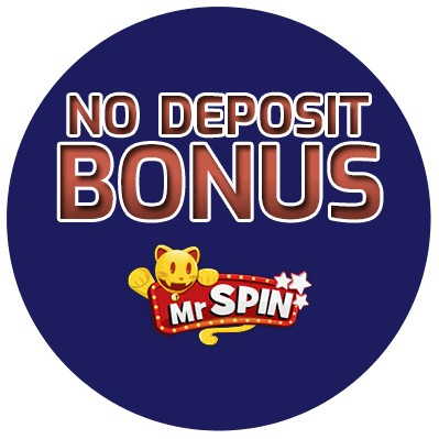 Mr Spin Casino - no deposit bonus cn4u