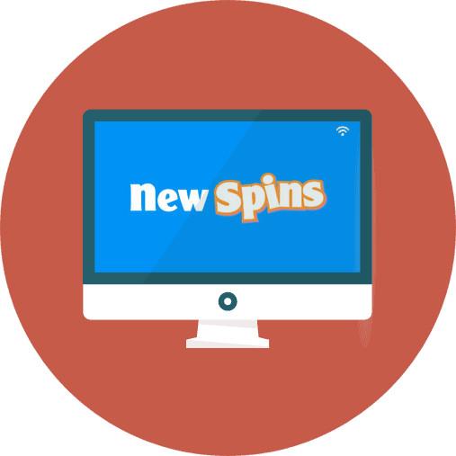 Latest no deposit bonus spin bonus from NewSpins