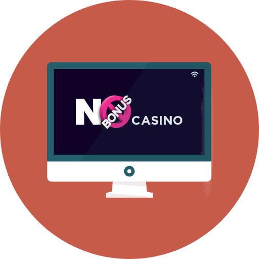 No Bonus Casino-review