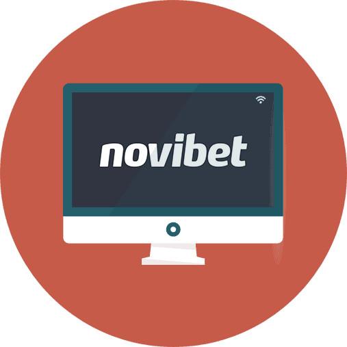 Novibet Casino-review