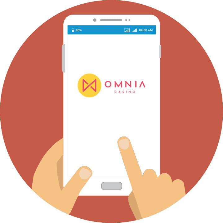 Omnia Casino-review
