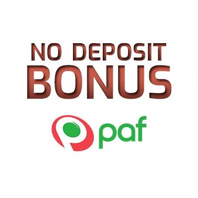 Paf Casino - no deposit bonus cn4u