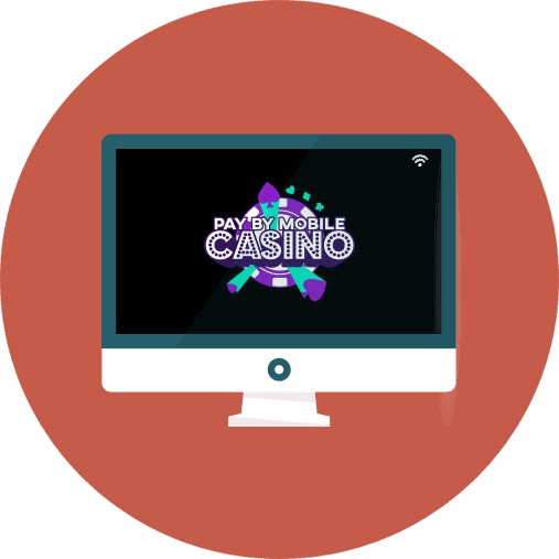 Pay by Mobile Casino-review
