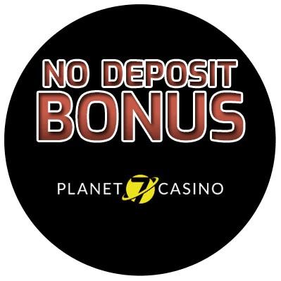 Planet 7 - no deposit bonus cn4u