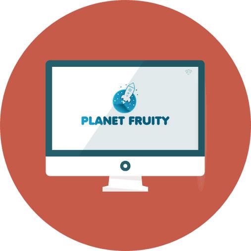 Planet Fruity Casino-review