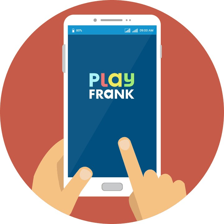 Play Frank Casino-review