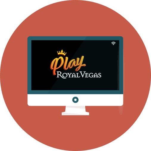 Play Royal Vegas Casino-review