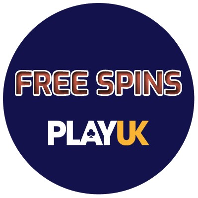 Latest free spins from Play UK Casino