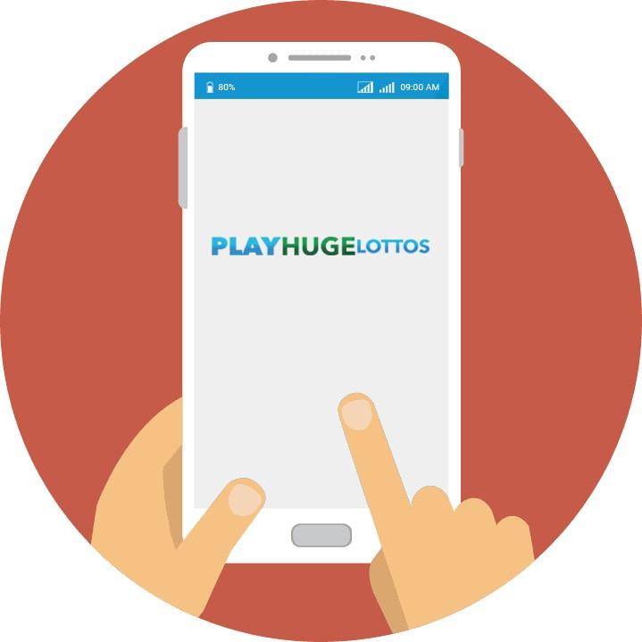 PlayHugeLottos Casino-review