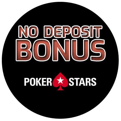 PokerStars - no deposit bonus cn4u