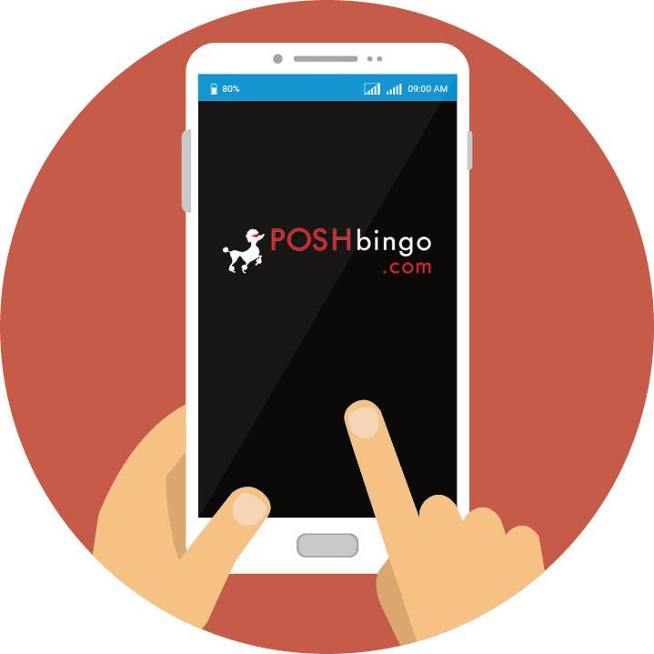 Posh Bingo Casino-review