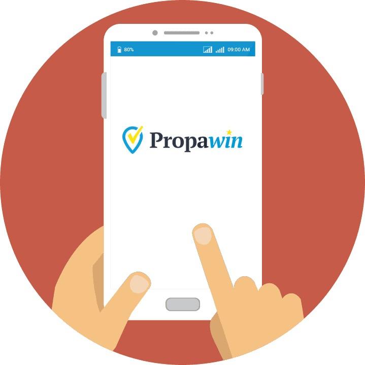 PropaWin Casino-review
