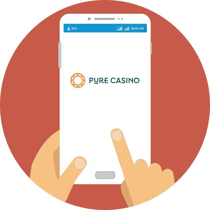 Pure Casino-review