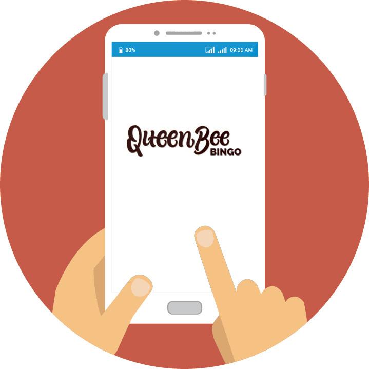 Queen Bee Bingo Casino-review