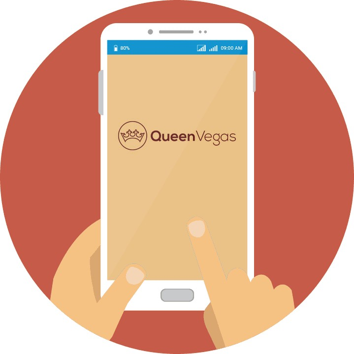 Queen Vegas Casino-review