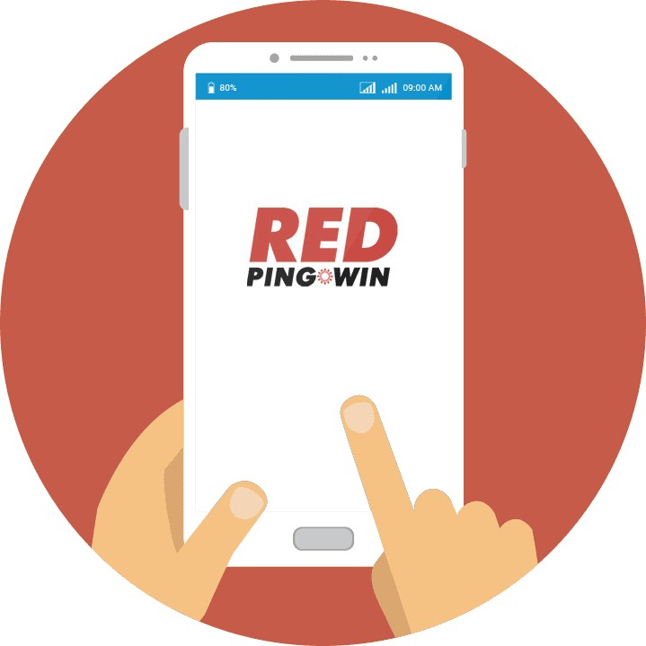 RED Pingwin Casino-review