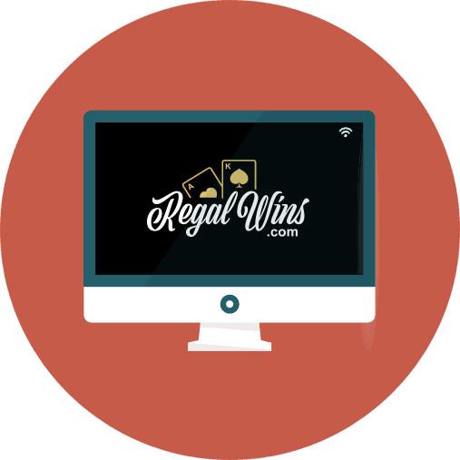 Regal Wins-review