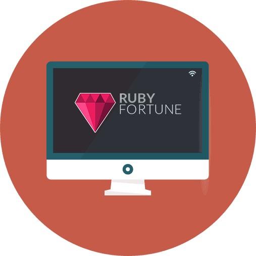 Ruby Casino Mobile