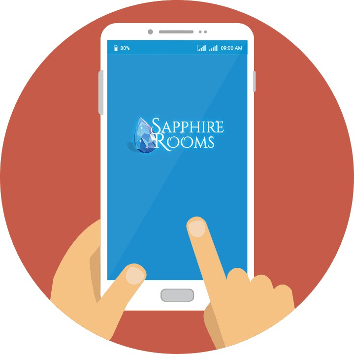 Sapphire Rooms Casino-review